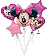 Cartoon Character Mylar Balloon